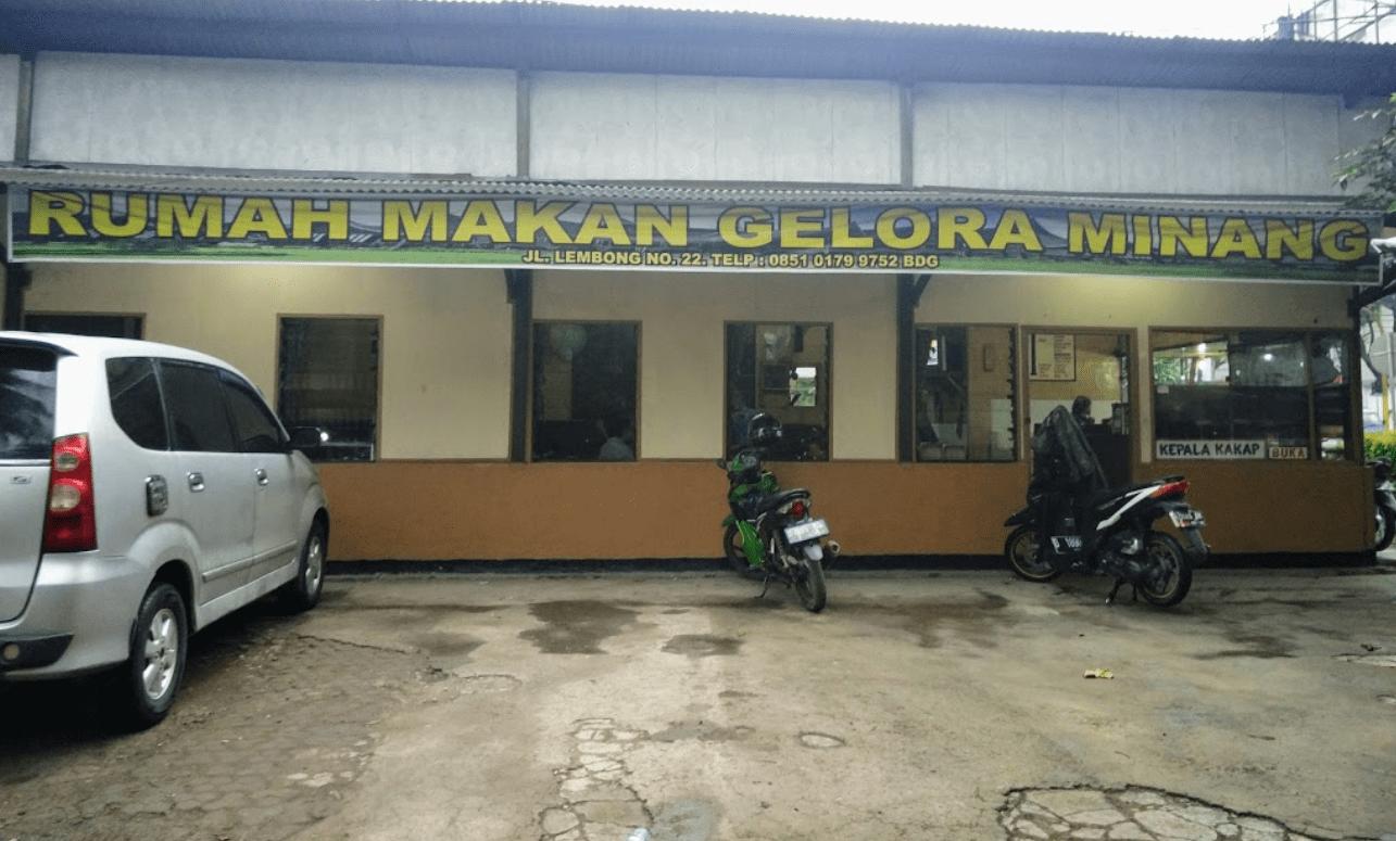 Restoran Gelora Minang