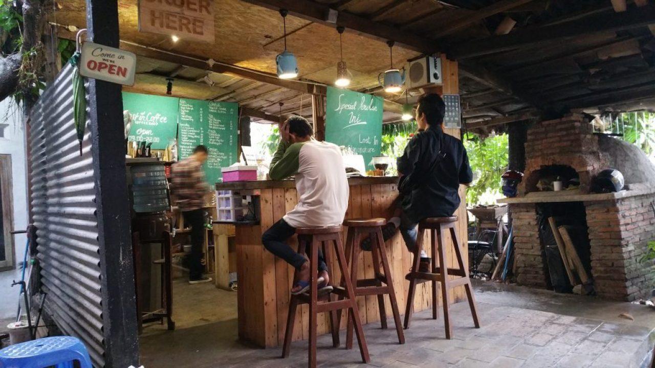 Tempat Ngopi di Semarang - KnK Koffe Resources