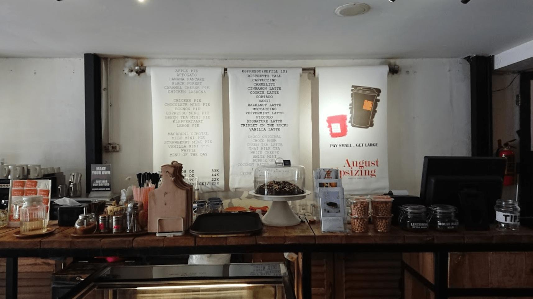 Peacook Coffee Shop Semarang