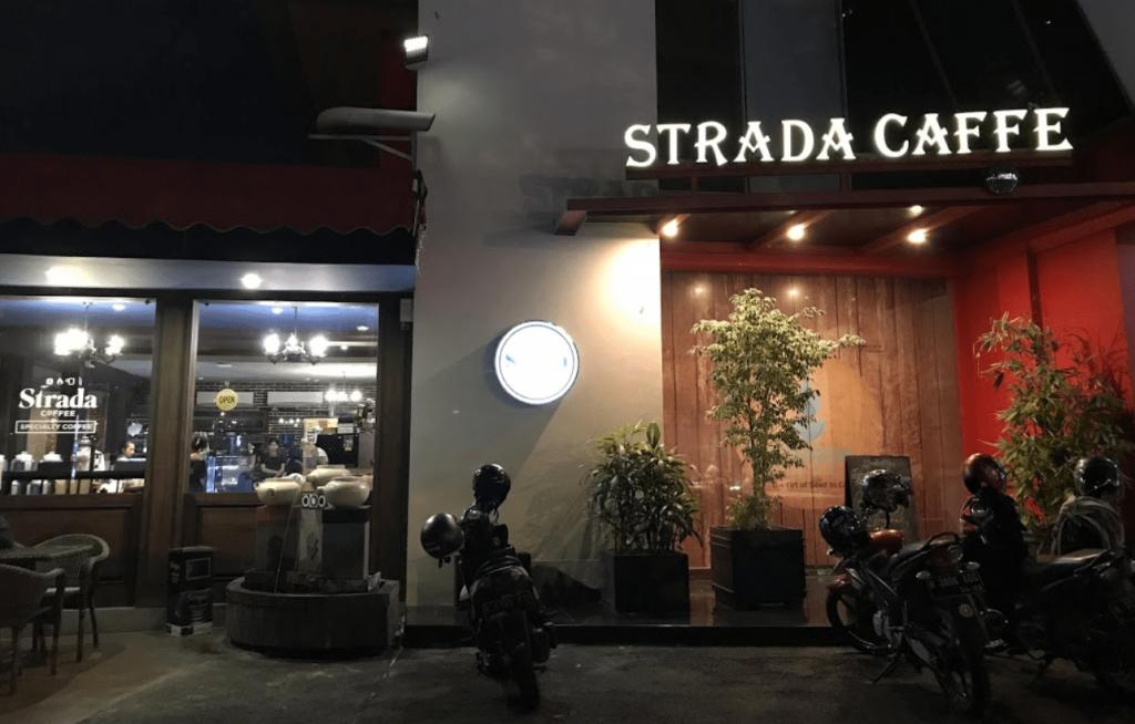 Strada Coffee Semarang