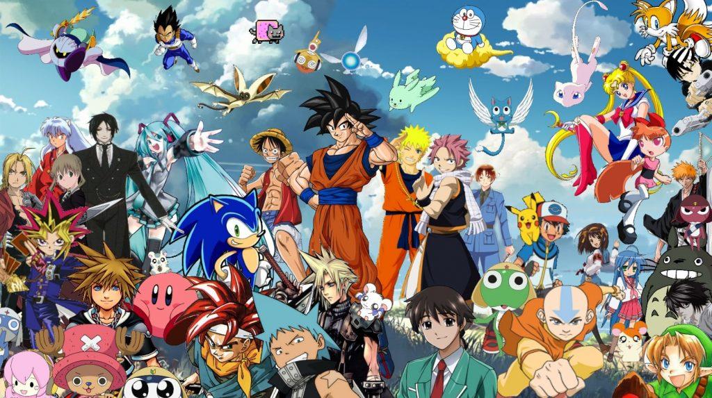 Rekomendasi Anime Terbaik Sepanjang Masa