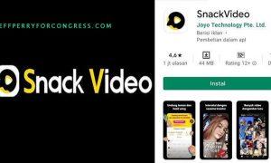 Cara Isi Kode Promosi Iklan Snack Video