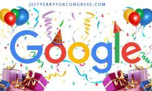 Happy Birthday, Google Ulang Tahun Hari ini yang ke-23