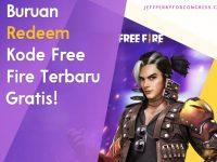 Kode Redeem FF 20 September 2021