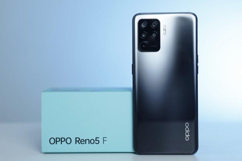 Spesifkasi dan Harga OPPO Reno5 F Terbaru 2021
