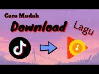 5 Cara Download Lagu di TikTok Dengan Mudah & Gratis!