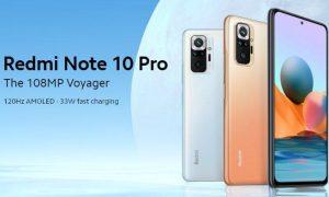 Redmi Note 10 Pro Spesifikasi Dan Harga 2021